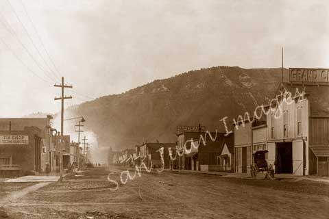 Durango, Colorado, 1888
